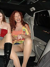 12 pictures - Amateur girls showing hottest upskirts for money