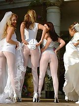 9 pictures - Images of Plump Bride Spreads Legs